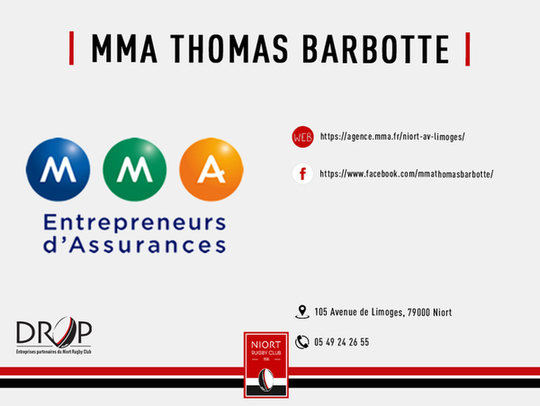 MMA - T.Barbotte