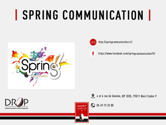 Spring Communication